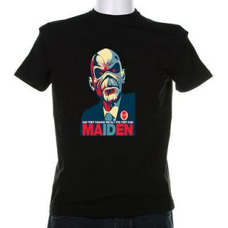 Iron Maiden Eddie the Head Hope style T Shirt (ADULT S M L XL)