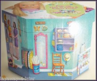 American Girl® POP UP Play House Doll Julie Ivy Nutmeg Playset RARE