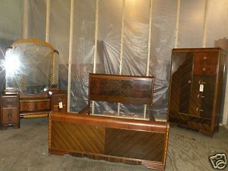waterfall antique furniture in Furniture