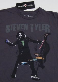 STEVEN TYLER T shirt AEROSMITH Singer Rock & Roll Tee Adult XL NWT