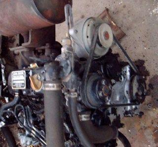 JOHN DEERE 2653A YANMAR DIESEL ENGINE 3 CYL 3008D002 TRIPLEX REEL