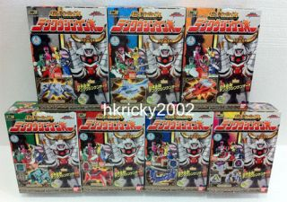 DaiTenku Tenku Shinken Oh Power Rangers Samurai Battlewing Megazord