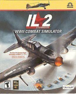 IL 2 Sturmovik IL2 WWII Combat Flight Simulator Game Simulation Sim