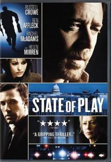 State of Play DVD, 2009