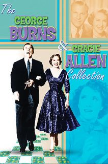 The George Burns and Gracie Allen Collection DVD, 2004, 5 Disc Set