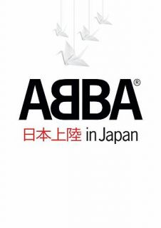 ABBA Live in Japan DVD, 2009, Canadian