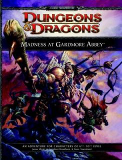 Madness at Gardmore Abbey A Dungeons and Dragons Supplement 2011, Game