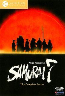 Akira Kurosawas Samurai 7   The Complete Series DVD, 2008, 7 Disc Set