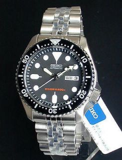 Newly listed SEIKO MENS AUTOMATIC WATCH JUBILEE BAND 200M NR SKX007