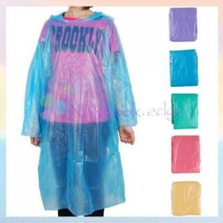 plastic raincoat in Clothing, Shoes & Accessories
