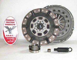 New Stage 4 Ceramic Button Clutch Kit Dodge Ram 2500 3500 5.9L Diesel
