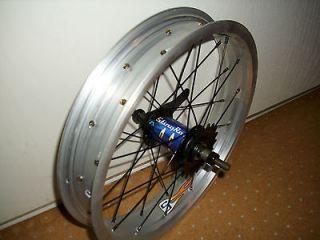 Schwinn Stingray chopper Jr. 16 rear coaster brake wheel & tire