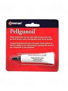 Crosman Pellgunoil For Benjamin, Daisy Pump Up & CO2