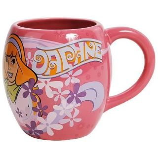 Scooby Doo Daphne Ceramic Coffee and Tea Mug Cup