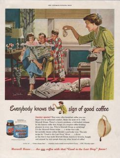 Advertising  Food & Beverage  Coffee & Tea  Maxwell House