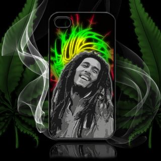 Marley Rasta Apple iPhone 4/4S & iPhone 5 case Free Shipping Pot Weed