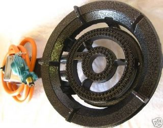 GP Portable Propane Gas Stove Single Burner Range BBQ