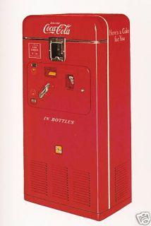 VMC 33 Coke Machine Restoration Manual Vendorlator
