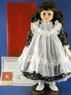 Dynasty Doll 16 Porcelain Doll Anna Collection (Cayala) w/Box & Tag