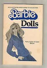ILLUSTRATED PRICE GUIDE TO COLLECTIBLE BARBIE DOLLS BY PARIS,SUSAN