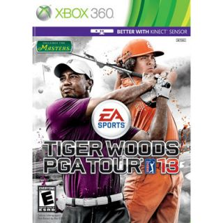 Tiger Woods PGA Tour 13 (Xbox 360, 2012)