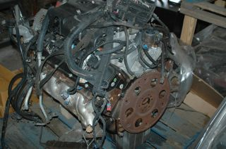 Chevrolet Vortec Engine 5.7 Liter Complete w/ Computer, Wiring