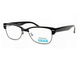 Reading Glasses ANTI REFLECTIVE Black Retro classic Unisex computer