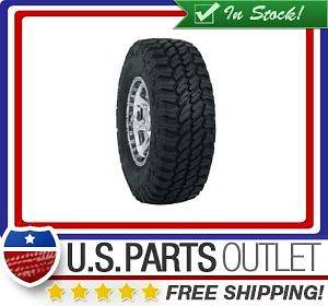 Pro Comp Tire 65033 Xtreme Mud Terrain 33/12.50 15 Load Range C
