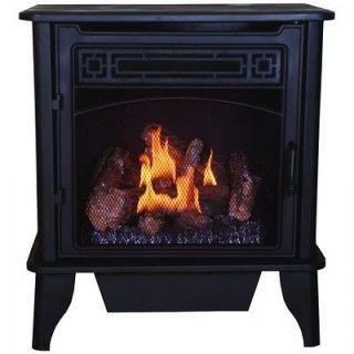 Vent Free Natural Gas Propane LP Fireplace Stove PCSD25T Dual Fuel