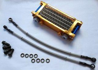 bike ATV Motorcycle Oil cooler radiator cooling parts KLX CRF 50 160CC