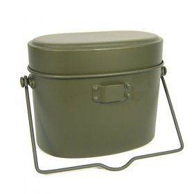 Mess Kit  Military Army rice cooker Bento Camping / Backpacker