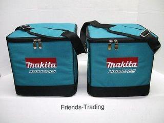 Makita 18 Volt 18V LXT Cordless Drill & Impact Driver Tool Bag  2pk