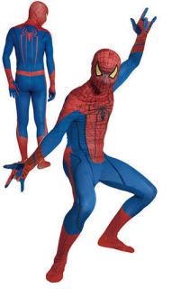 the amazing spiderman costume in Costumes