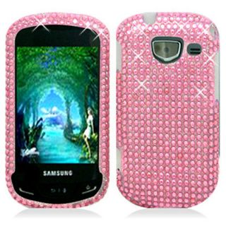 Newly listed All Pink Bling Hard Snap On Cover Case Protector for