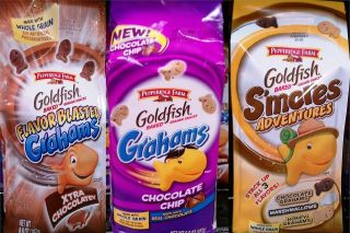 goldfish crackers in Home & Garden
