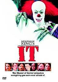 stephen king it in DVDs & Movies