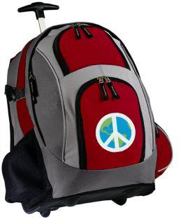 Rolling Backpack BEST WHEELED BACKPACKS Carryon Travel or School Bags