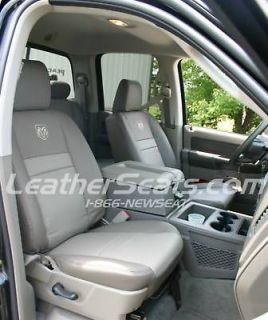 dodge ram leather seat in Seats