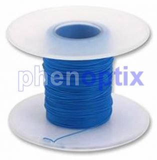 KYNAR WIRE 5M Blue   XBOX PS2 WII MODS 5 Metre 15 Feet