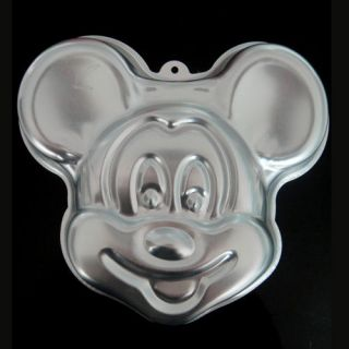 Mouse Cake Pan Clubhouse Pan Cake Tin Kids Birthday Party Cupcake