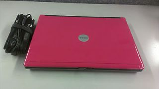 PINK Dell Latitude D620 Wireless Laptop CoreDuo 1.83GHz 2GB 160GB