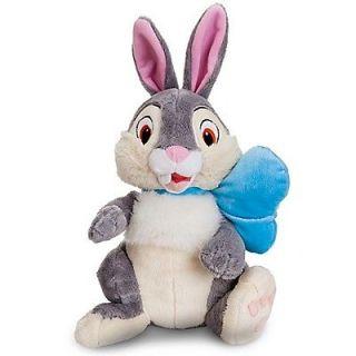 Bambi THUMPER 9 Easter Bow Plush Bunny Rabbit birthday