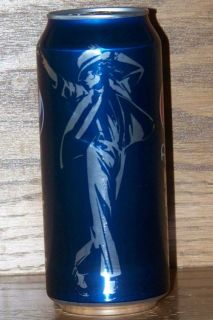 2012 FULL USA LIMITED EDITION PEPSI MICHAEL JACKSON BAD 25 473ml 16