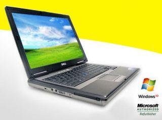 Dell Latitude D620 Laptop Core 2 Duo 1.66Ghz/60GB/1GB DVD/CDRW XP WiFi