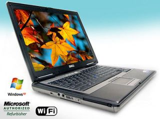 Dell Latitude D630 Laptop Notebook PC 1.8Ghz Core 2 Duo 80Gb 2Gb XP