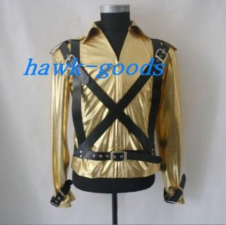 NewMICHAEL JACKSON Working day and night JACKET Dangerous Tour Style