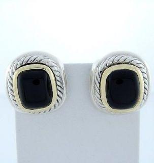 david yurman earrings gold