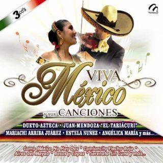 NUNEZ,ESTELA & DUETO AZTECA   VIVA MEXICO Y SUS CANCIONES [CD NEW]