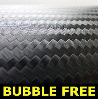 Boat 3D Carbon Fibre Vinyl Wrap Bubble Free