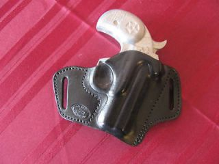 Custom Made Bond Derringer w Triggerguard Slide Holster